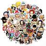 One Piece Stickers Pack (x60) - Vinyl Decals Print - Luffy - Nami - Zoro - Anime
