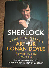 Sherlock: The Essential Arthur Conan Doyle Adventures Volume 1   NEW