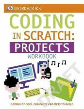 CODING IN SCRATCH - SETFORD, STEVE/ WOODCOCK, JON - NEW PAPERBACK BOOK