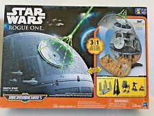 Star Wars Rogue One Micromachines Death Star Playset Disney Hasbro NIB