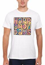 Happy Mondays Rock Band Music Cool Men Women Vest Tank Top Unisex T Shirt 1822