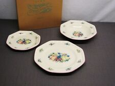 """""""Sweet Country Harvest"""" 3 Pc.Set AVON Dinner: Plate/Salad Plate/Soup Bowl"""