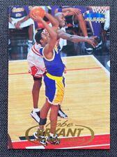 98-99 Fleer Tradition Kobe Bryant Michael Jordan Rare Error Card! - MINT (PSA!)