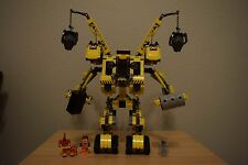LEGO The Lego Movie TLM Set 70814 Emmet's Construct-o-Mech No Manual/Box