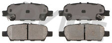 ADVICS AD1393 Rear Disc Brake Pads