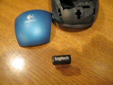 Logitech M215 BLUE  2.4Ghz Wireless Scroll Optical Mouse w/Nano USB Receiver