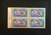 Stamps Canada Sc 494 15c Vickers Vimy MNH Plate 1 Upper Left See description