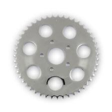 ROUE à chaîne,Pignon,pignon 48 dents chrome pour Harley-Davidson SPORTSTER 86-92