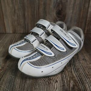 SPECIALIZED SPIRITA TR Touring Women's Spin Cycling Shoes US 7.25 EU 38 White