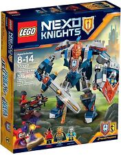 LEGO Nexo Knights 70327 - The King's Mech * RETIRING SET * NEW & SEALED *