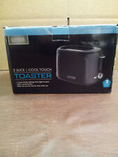 Living Solutions 2-Slice Cool Touch Toaster Model# Wic36-24-82