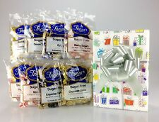 Sugar Free Sweets Wrapped Hamper - Large Mix Gift  Diabetic Christmas Birthday