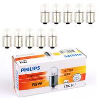 10pcs Genuine PHILIPS 12821 R5W 12V 5W BA15s Premium Vision Clignotants Lampe AF