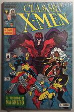 CLASSIC X-MEN - star book n.1 - Star Comics - NUOVO BLISTERATO!