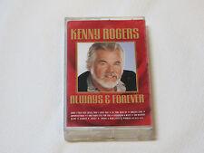 Kenny Rogers Always & Forever KR4 0495-1 1999 Madacy Entertainment Cassette Tape