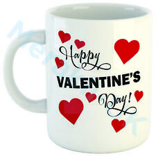 Happy Valentines Day Mug Novelty Gift For Him For Her - 00065
