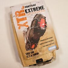 $60 Yaktrax XTR Extreme Outdoor Traction Ice Walkers Size Medium Men's 9-11
