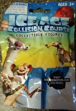 Ice Age Collision Course Figures Sid or Diego or Manny or Scrat blind bag NEW