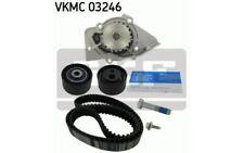 SKF Bomba de agua + kit correa distribución CITROEN XSARA PEUGEOT VKMC 03246