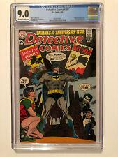 DETECTIVE COMICS (1969) #387 CGC 9.0 VF/NM JOKER PENGUIN BATMAN ISSUE 27 REPRINT