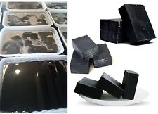 Activated Bamboo CHARCOAL SOAP CLEANSING BARS Palm Free Black Gentle Handmade