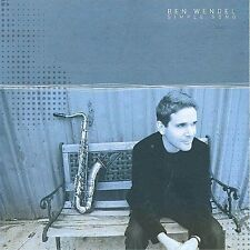 Simple Song * by Ben Wendel (Saxophone) CD BRAND NEW SEALED