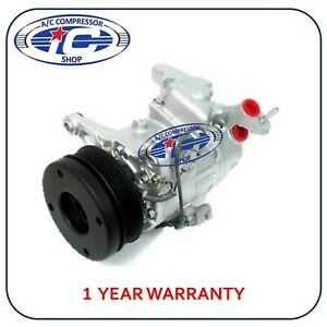 A/C Compressor Fits Lexus GS300 1998-2005 IS300 2001-2005 3.0L OEM 7SBU16 77371