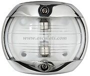 LED Navigation Light Stainless Steel WHITE Stern Boat Yacht Sailing NAVSS135LED