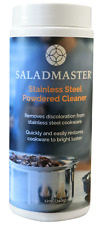 Saladmaster Stainless Steel Powdered Cleaner New