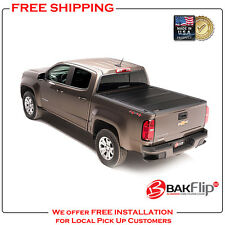 BAKFlip G2 Tonneau Cover 04-14 Chevy Colorado / GMC Canyon 5' Bed Cover 226106