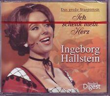 Ingeborg Hallstein - Ich schenk mein Herz  -  Reader's Digest   3 CD Box  OVP