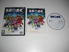 SPORE PC DVD Rom / Apple MAC Creature Sims  FAST DISPATCH