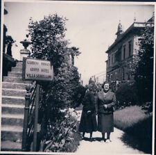 VERA FOTO DEL GRAND HOTEL VILLA SERBELLONI COMO ANNI '50 13-57