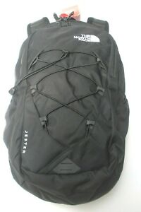 THE NORTH FACE  WOMENS JESTER BACKPACK- LAPTOP SLEEVE-A3KV8- TNF BLACK- NEW