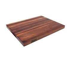 """John Boos Wal-R01 1-1/2"""" Thick Walnut Cutting Board 18""""W x 12""""D"""