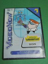 Video en Français Dexter's #2 pour lecteur de disque couleur VideoNow Hasbro