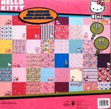 Hello Kitty Scrapbook Mega Paper Doodle Pad CRAFT FREE DOMESTIC SHIPPING