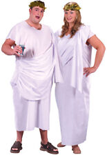 Plus Size Toga Ancient Greece Halloween Costume