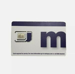 Lot of 10 NEW Metro by T-Mobile SIM Card Kit