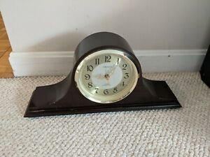 Dorchester Westminster Chime Mantel Clock-Great Working Condition-Free Shipping