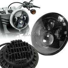 "7"" Projector Daymaker LED Headlight For Harley Street Glide Touring FLHR FLHT"