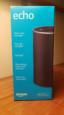 Amazon Echo (2nd Gen.) Smart Speaker - Charcoal Fabric - SEALED - NEW