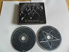 Dimmu Borgir - In Sorte Diaboli (CD + DVD 2007) Deluxe Edition /GERMANY Pressing