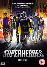 Superheroes - Mr. Xtreme (DVD) (New)