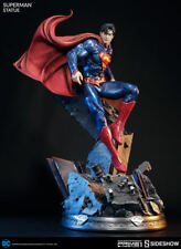 Dc New 52 Superman Polystone Statue Sideshow Collectibles 200509