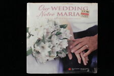 """2004 Canada. 7 Coin Uncirculated RCM Set. """"Our Wedding"""". Mint Sealed"""