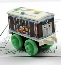 THOMAS & FRIENDS Minis Train Engine 2015 Advent TOBY Hard To Find ~ Weighted