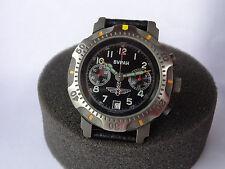 Poljot Buran Titanchronograph  42,5mm Fliegeruhr