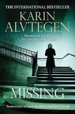 Missing BRAND NEW BOOK by Karin Alvtegen (Paperback, 2011)