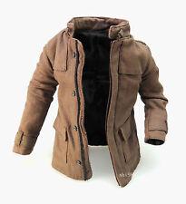 1/6 Hot Toys 1/6 MMS275 John Blake & Jim Gordon Set - Brown Coat